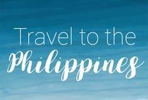Travel to the Philippines / Philippines Travel Tips and Inspiration! Plan your trip to Philippines with photos, destinations, itineraries, guides, things to do and places to visit.