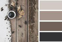 Palette of colour