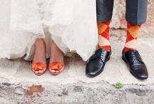 Bräutigam Bunte Socken | Groom coloured Socks / by hochzeitstante