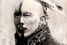 Native-Indianer / Naturvölker