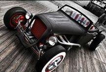 Hot Wheels / Rods, Customs & Classic Cars