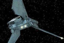 Spaceship - Alien  / Außerirdische