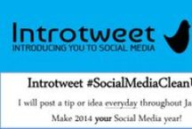 January #SocialMediaCleanUp