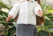 """18"""" doll treasures / by Rainah Ness"""