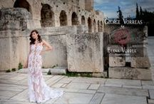 GEORGE VORREAS for Elena Vorrea Haute Couture / Bridal & Evening Dresses