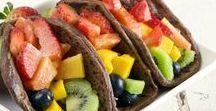 Comiendo sin excesos / Platillos sencillos y healthy.