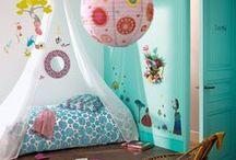DJECO Lampy / Djeco, Lampki, abażury do dziecięcego pokoju