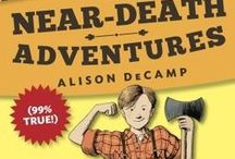 Class of 2K15 / Debut Middle Grade and Young Adult books for 2015