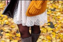 Fall Fashions / Fall/Winter 2015 at your fingertips!