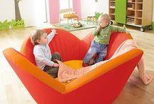 Möbel für die Kleinsten / #Raumkonzepte und #Möbel für die #Krippe.