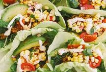 Naturally Delicious Recipes / Be good to yourself with fresh, natural, eating and drinking.