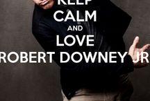 RDJ / Robert Downey Jr.