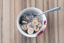 Granola Recipes / My favorite homemade breakfast treat.
