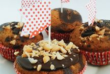 Muffins and Cupcakes / My delicious world of Muffins