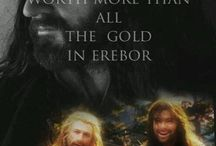 The Line of Durin / Uncle Thorin and his Nephews