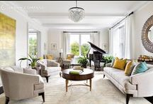 celebrity homes / Interiors of the rich and the famous.  Feel free to post your own pins as you discover them.  Keep it to under 5 pins per session. please ensure that your pins are about celebrity homes.  Thanks, and have fun exploring these beautiful homes!!!