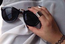 G L A S S E S / Sunglasses