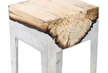 Beton - til fliser og møbler