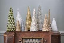 JUL - med engle og juletræer