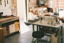 craft workspaces / My ideal workspaces.