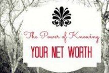 Calculating Your Net Worth / Create a net worth statement based on your assets and liabilities.  Also known as a statement of position for personal finances.