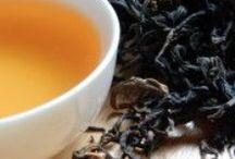 Yunnan Black Tea (滇紅茶/dianhong cha) / Malty and sweet Yunnan black tea