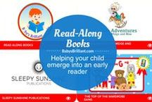 Read Along Books / Now your child can read books on their own!
