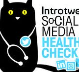 Introtweet Social Media Health Check / Your live, online, interactive learning experience!
