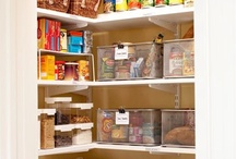Storage and Organization / by Leigh Ann Covington Jenkins