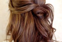 To Wear: Hair Styles and Colors / by Allie Leary
