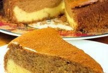 Pumpkin / Every thing PUMPKIN! Pumpkin bread, muffins, cake, soup...you name it! We LOVE pumpkin season!