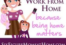 Moms Can Work From Home