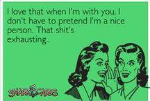 Funnies!! / by Melissa Rickards