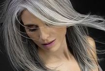 Hair / Silver Sisters Unite! / by Jennifer Dempsey