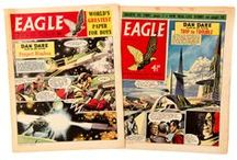 British Comics / Images from past and present British comics that have caught my eye.
