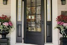 Home: Front Door / by Allie Leary