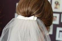 Wedding: Hair & Veils / by Allie Leary