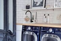 Home: Laundry Room / by Allie Leary