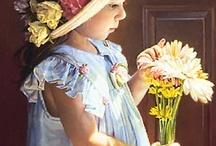 ....e vejo flores em você.....