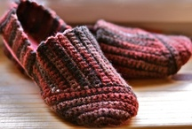 Crochet Socks-Slippers-Booties