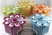 Crafts B: Boxes, Bages, Baskets & Packages / by C D