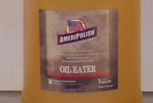 Concrete Cleaners | Oil Eaters / by Diamondblades4us™ - A Cut In The Right Direction