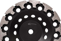 Diamond Grinding Cup Wheels / by Diamondblades4us™ - A Cut In The Right Direction