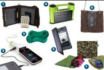 Travel Gadgets / High-tech cool gadgets that are must haves for travelers / by FlipKey.com