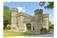 Fairy Tale Castles / Because everyone wants to be king or queen for at least a day! http://www.flipkey.com/galleries/castle-rentals/ / by FlipKey.com
