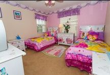 Disney Themed Rentals / Bring your children on the ultimate Disney vacation by staying in a Disney themed vacation rental to have all Disney all the time  / by FlipKey.com