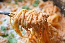 Pasta, Pizza, Polenta / by Katrina Philippson