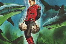 Gerry Anderson's Captain Scarlet / Pictures from another great 1960s show
