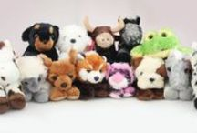 Plush Under $10 / Not only are these cute little plush animals under $10, we are also going to give you a special 10% off discount. Just use the Code: PINIT10 at checkout!!