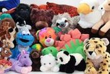 Stuffed Animals / All of our stuffed animals!!!